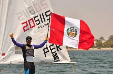 Pechiera logró clasificar a la Flota de Oro del Mundial de Laser