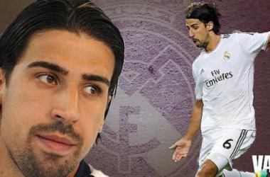 Real Madrid 2014/15: Sami Khedira