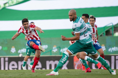 Chivas: sin goles, sin triunfos y con Covid-19