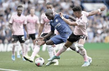 No confronto mais aguardado das quartas de final, Leicester e Chelsea se enfrentam pela FA Cup