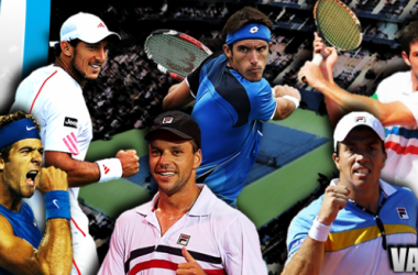 Resumen Tenis Argentino Masculino 2013