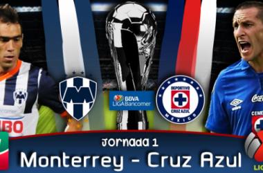 Monterrey - Cruz Azul así lo vivimos