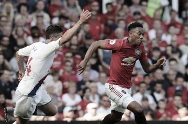 Na luta ponto a ponto pela Champions League, Manchester United visita Crystal Palace