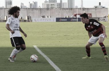 Gol e melhores momentos de Treze x Campinense no Campeonato Paraibano (0-1)