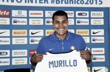 """Jeison Murillo:""""Daré hasta laúltima gota por este escudo"""""""