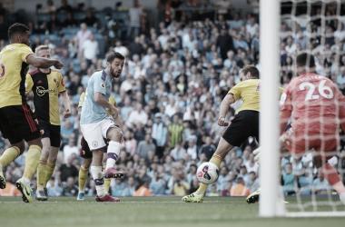 Sem técnico e ameaçado pelo rebaixamento, Watford desafia Manchester City