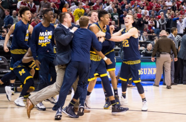 Big Ten Tournament: Michigan Wolverines To Play Purdue Boilermakers In Semifinals