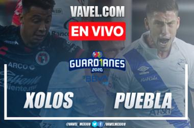 Goles y resumen: Xolos 1-0 Puebla en Guard1anes 2020