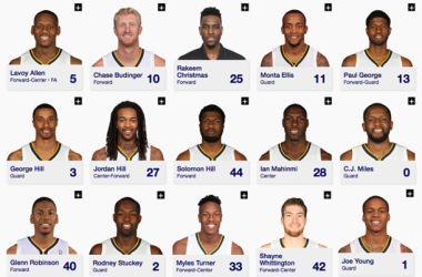 The Re-Imagining Of The Indiana Pacers