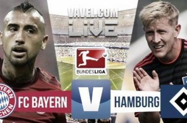Live Bayern Monaco - Amburgo, risultato della partita di Bundesliga 2015/16 in diretta