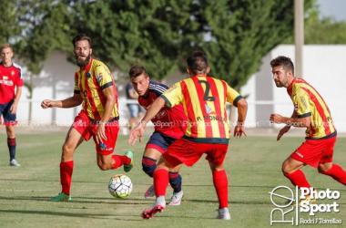 Osasuna - Lleida: nueva derrota ante un 2ªB