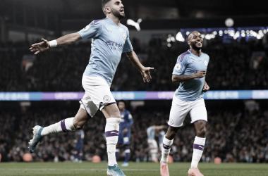 El Manchester City se hizo fuerte ante el Chelsea