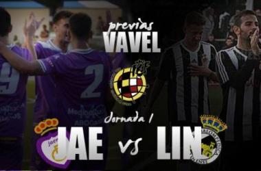 Real Jaén - RB Linense: la ilusión comienza comienza a rodar en La Victoria