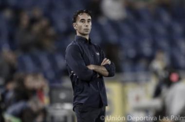 """Paquito Ortiz: """"Nos ha faltado intensidad y profundidad, la victoria del Alavés es merecida"""""""