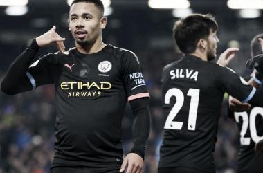 Noche plácida para el Manchester City en Turf Moor