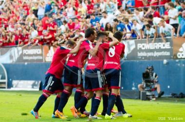 CD Mirandés - CA Osasuna: la Copa del Rey para los no habituales
