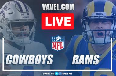 Highlights and Touchdowns: Dallas Cowboys 17 - 20 Los Angeles Rams, 2020 NFL Season