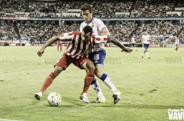 Igualdad en los precedentes entre UD Almería y Real Zaragoza