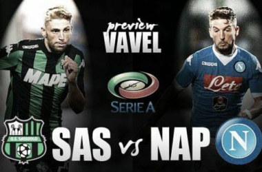 Napoli - Sassuolo Preview: Sarri hoping to secure first three points