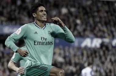 """Raphael Varane: """"Somos el Real Madrid y queremos ganarlo todo"""""""