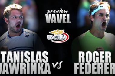 US Open Semi-Final Preview: Roger Federer vs. Stan Wawrinka