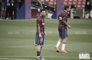 Resumen Athletic Club vs Barcelona (2-3)