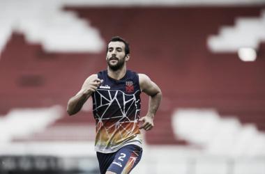 Destaque do Vasco neste início de temporada, Cáceres comemora rápida adaptação