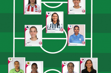 Fotos: Liga MX Femenil