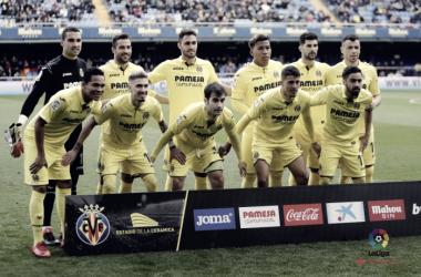 Villarreal - Alavés, puntuaciones Villarreal, jornada 23 LaLiga Santander