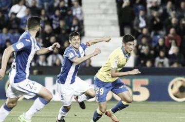 Las Palmas se agarra a Viera y Expósito para visitar Gijón