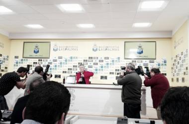 Quique Setién abandonará la UD Las Palmas a final de temporada