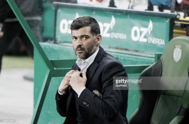 """Sérgio Conceição:""""Cada equipa luta por objetivos. O importante é no final estarmos pelo menos a 1 ponto do 2º classificado."""""""