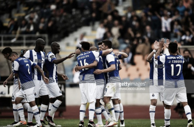 Académica 1-2 FC Porto: Segunda vitória consecutiva para os 'dragões'