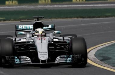 Hamilton fue el más veloz | Foto: Fórmula 1