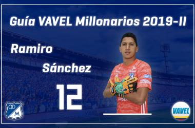 Análisis VAVEL, Millonarios 2019-II: Ramiro Sánchez