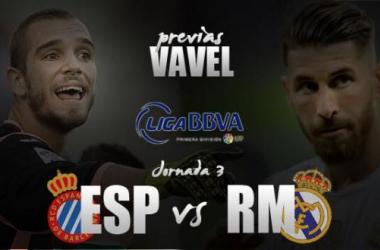 Espanyol - Real Madrid: de vuelta al trabajo