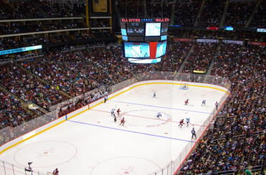 Gila River Arena sold out. ( Photo: Seakgeek.com)