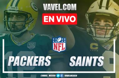 Resumen y touchdowns: Green Bay Packers 37 - 30 New Orleans Saints en Semana 3 de la NFL