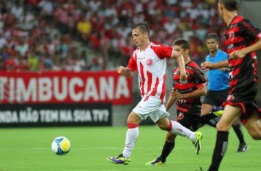 Náutico e Guarany-CE ficam no empate na estreia pela Copa do Nordeste