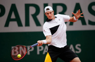 French Open: John Isner through first round clash