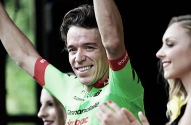 Rigoberto Urán ganó la clásica Milán-Turín y Nairo Quintana terminó cuarto