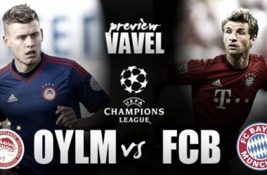 Olympiakos - Bayern Munich Preview: Bavarians look for positive start in European campaign