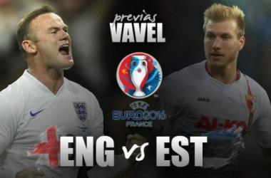 Inglaterra - Estonia: penúltimo trámite