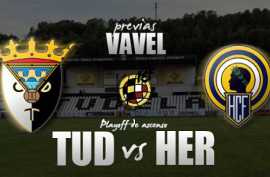 CD Tudelano - Hércules CF: la derrota no está invitada