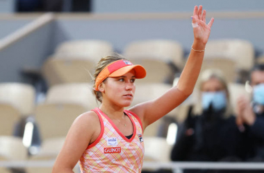 French Open: Sofia Kenin into her second straight Grand Slam final