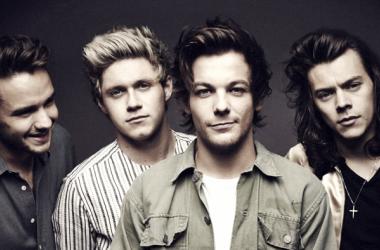 "Foto Oficial de Harry, Louis, Niall y Liam para ""Perfect"" de One Direction 