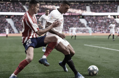 Sevilla vs Atlético de Madrid EN VIVO y en directo para la jornada 29 de LaLiga Santander