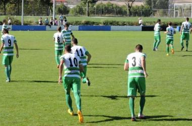 Previa de la décima jornada de los equipos leoneses de Tercera División.   Foto: CD La Virgen del Camino.