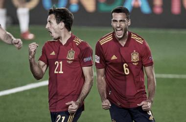 España conoce a sus rivales camino a Catar 2022 e integra el grupo B| Fotografía: UEFA