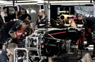 El nuevo Red Bull pasa los 'crash-test' y está casi listo para la nueva temporada